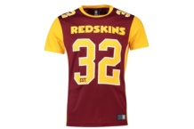 Chemise Majestic Redskins MWR4655WE Brutalzapas