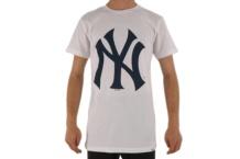 Shirt Majestic Mlb New York Yankees Longline Tee N1BWB1450NY Brutalzapas