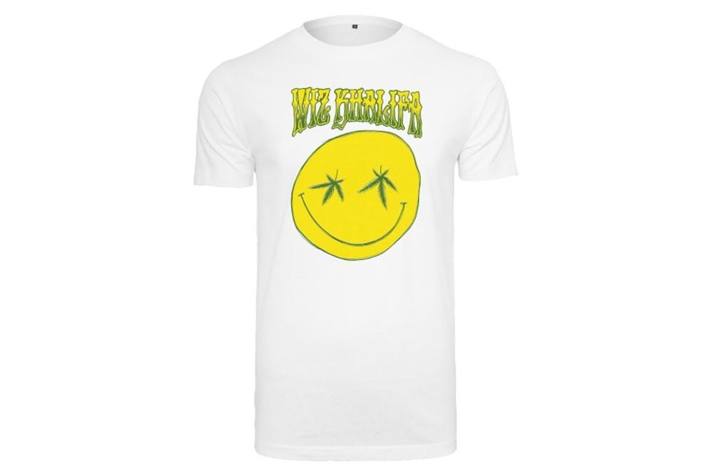 Shirt Mister Tee Wiz Khalifa Smile Tee MT638 Brutalzapas