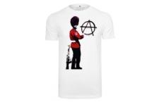 Shirt Mister Tee Banksy Anarchy MC094 Brutalzapas