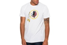 NEW ERA TEAM LOGO TEE WASHINGTON REDSKINS