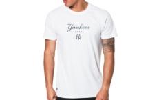 Shirt New Era New York Yankees Tee 11517702 - New Era | Brutalzapas