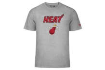 NEW ERA TEAM LOGO TEE MIAMI HEAT