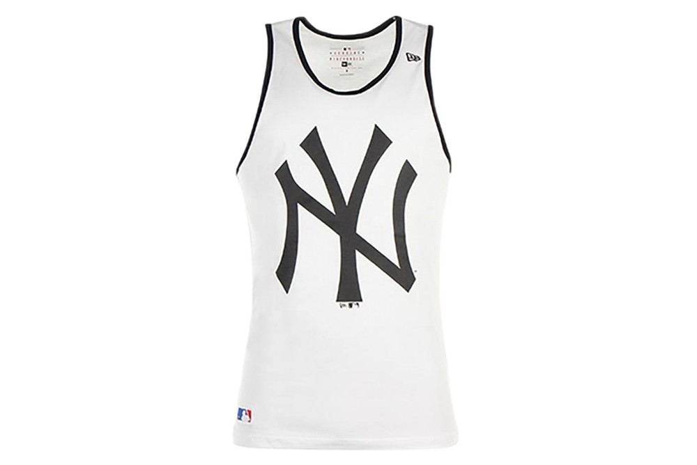 Chemise New Era Team Apparel Logo Tank New York Yankees 11569440 Brutalzapas