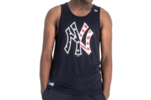 Shirt New Era Team Apparel Logo Tank New York Yankees 11569441 Brutalzapas