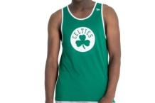 Camiseta New Era Nba Team App Pop Logo Tank Boston Celtics 11569513 Brutalzapas