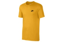 Shirt Nike M NSW Tee Club Embrd Ftra 827021 752 Brutalzapas