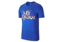 Shirt Nike Jsw Tee Air Jordan Stencil AA1881 405 Brutalzapas