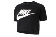 NIKE W NSW ESSNTL TOP CROP SS