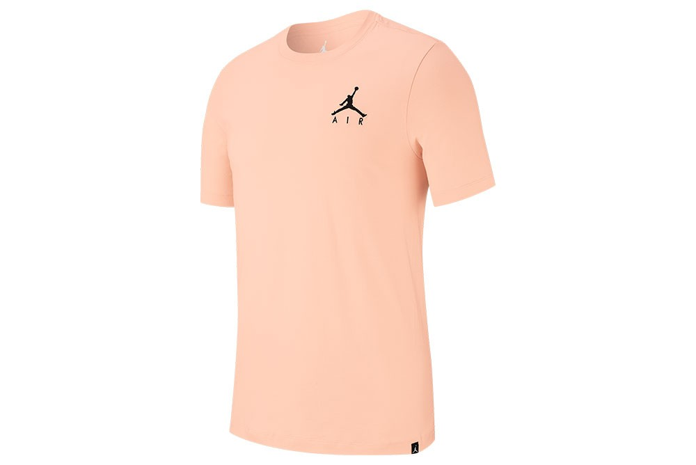 Shirt Nike jmpmn air embrd tee ah5296 664 Brutalzapas