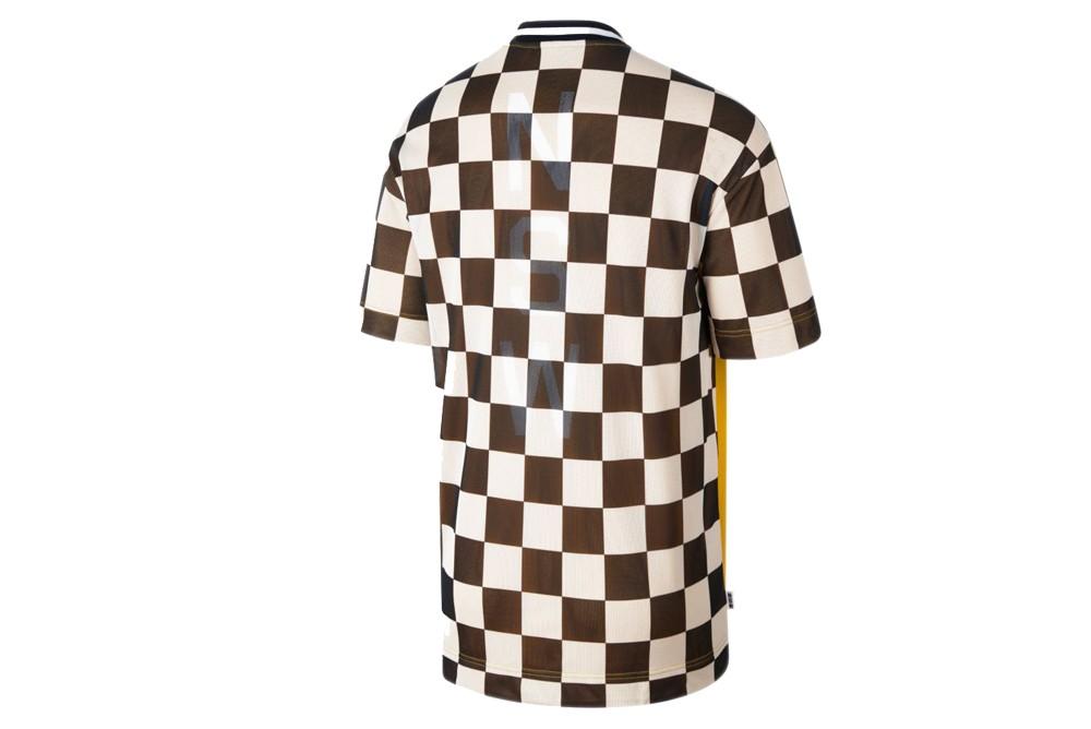 Camiseta 752Brutalzapas Top Nsp Check Nike Nsw Ss M Ar1634 2IEH9WDY