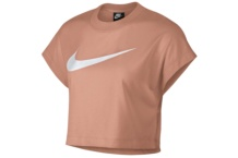 Crop Top Nike m nsw swoosh ar3064 605 Brutalzapas