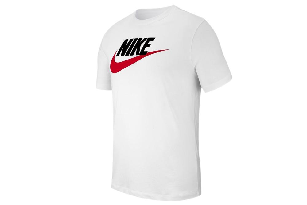 brand new 8b973 4246b Shirt Nike m nsw tee icon futura ar5004 100 Brutalzapas