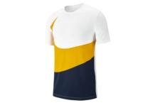 size 40 5900a 0de12 Camiseta Nike m nsw tee hbr swoosh 1 ar5191 101 Brutalzapas