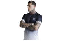 Camiseta SikSilk TECH TEE ISLAND FADE Brutalzapas