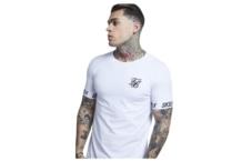 Shirt SikSilk Raglan Tech SS-14080 Brutalzapas
