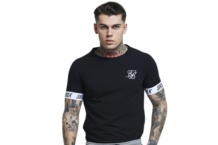Shirt SikSilk Raglan Tech SS-14081 Brutalzapas
