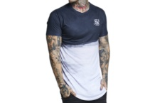 Shirt SikSilk Wash Out SS-13167 Brutalzapas