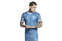 Shirt SikSilk Shadow Silk Curved SS-13289 Brutalzapas