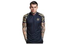 Shirt SikSilk Venetian Baseball SS-13313 Brutalzapas