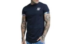 Shirt SikSilk jv rolled sleeve ss 13904 Brutalzapas