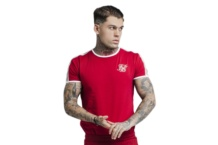 Shirt SikSilk tapped runner tee ss 14259 Brutalzapas