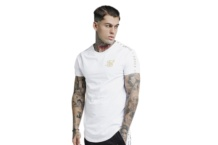 Shirt SikSilk panel gym ss 14337 Brutalzapas