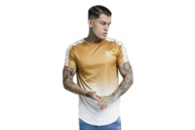 Shirt SikSilk taped gym tee ss 14339 Brutalzapas
