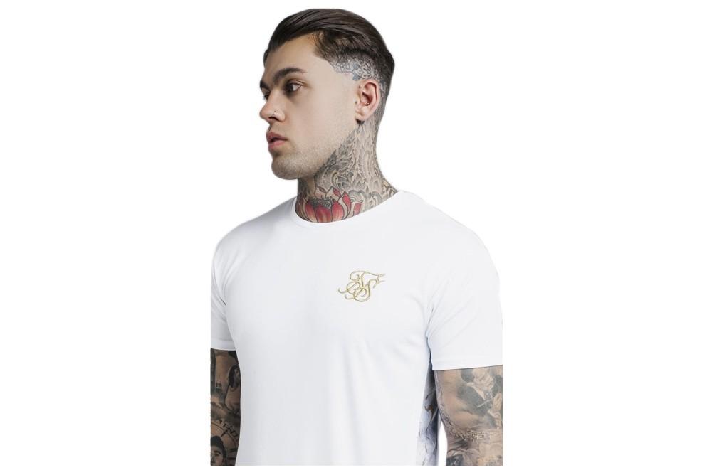 Shirt SikSilk marbleise slide tee ss 14344 Brutalzapas