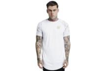 Shirt SikSilk marbleise slide tee ss 14345 Brutalzapas