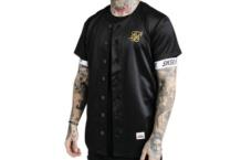 Shirt SikSilk baseball jersey ss 14456 Brutalzapas