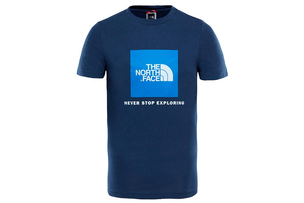 Shirt The North Face Face Box SS T93BS22KT - The North Face ... dd73cdd9eb92
