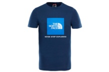 Camisa The North Face Face Box SS T93BS22KT Brutalzapas