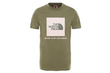 Camisa The North Face Face Box SS Kid T93BS221L Brutalzapas