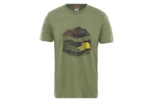 Shirt The North Face S S FLASH TEE T93OFUZCE Brutalzapas