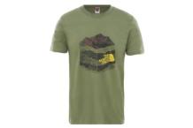 Camiseta The North Face S S FLASH TEE T93OFUZCE Brutalzapas