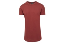 Camiseta Urban Classic shaped long tee tb638 rusty Brutalzapas