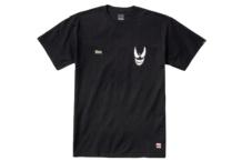 Camiseta Vans X Marvel Venom HN214 Brutalzapas