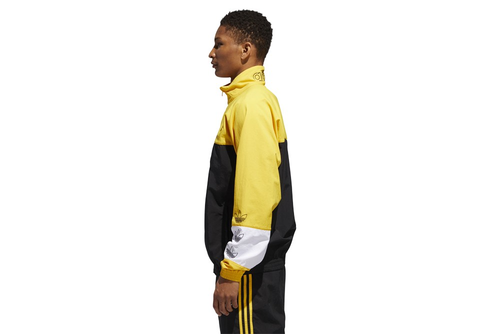 ADIDAS BLOCKED WARM UP
