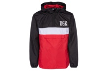 DGK HOOD WINDBREAKER BLOCKED