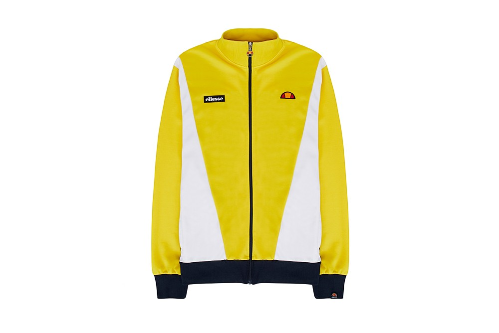Jacket Ellesse Italia track top sha01550 Brutalzapas