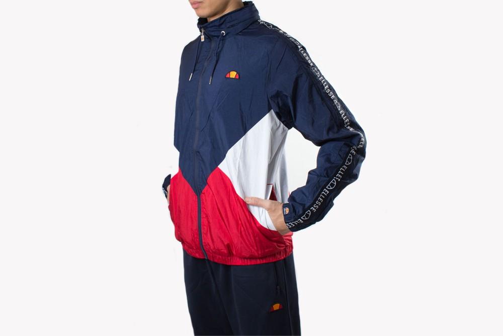 Jacket Ellesse Italia lapaccio track jacket sha05892 - Ellesse ... 3e6a0b9e8a2