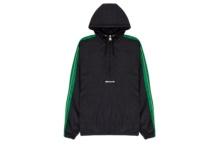 Blouson Ellesse Italia osiris 12 zip jacket sha06410 black Brutalzapas