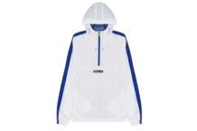 Jacket Ellesse Italia osiris 12 zip jacket sha06410 white Brutalzapas