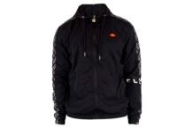 Sweatshirts Ellesse Italia melfi hooled track top black sha06432 Brutalzapas