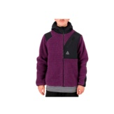 Jacket Huf aurora tech jk00168 purple Brutalzapas