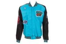 Chaqueta Mitchell & Ness nba authentic vancouver grizzlies 1995 96 Brutalzapas