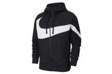 Sweatshirts Nike m nsw hbr hoodie fz bb stmt bq6458 010 Brutalzapas