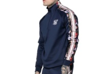 Sweat-Shirt SikSilk starlite o h hoodie ss 14679 Brutalzapas