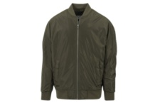 Jacket Urban Classic oversized bomber jacket tb1619 darkolive Brutalzapas